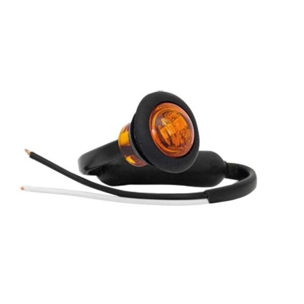 led toplamp inbouw oranje-0