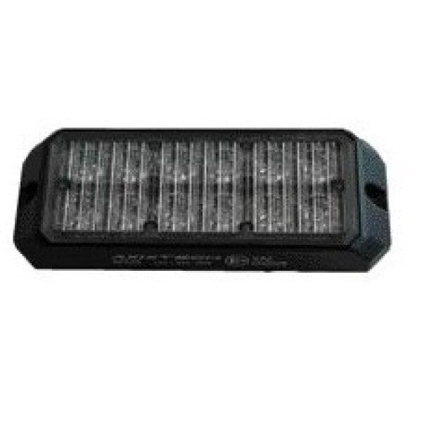 led flitser 2x6 leds 12/24V -0