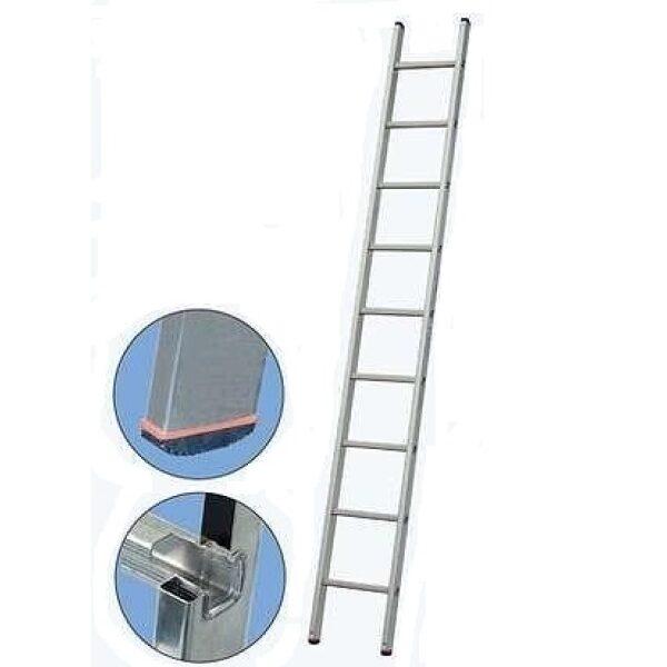 ladder 2,5mtr aluminium-0