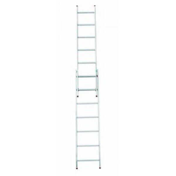 ladder 2-delig 2300/3600mm aluminium-0