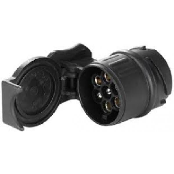 adapter stekker 7-13 polig-7367