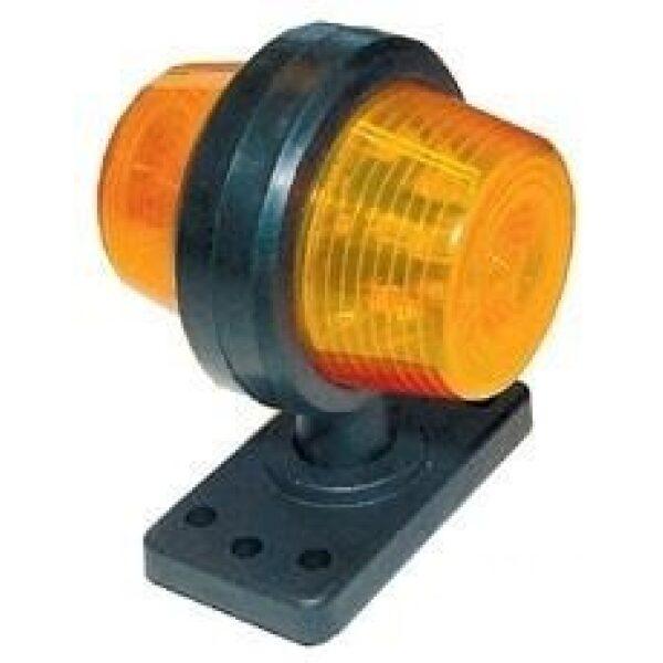 Gylle led breedtelamp 24V kort oranje/oranje-0