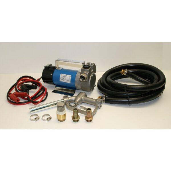 vloeistofpomp compleet 12V 50LTR P/MIN-0