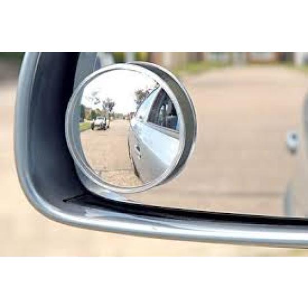 spot spiegel / dode hoek spiegel universeel Ø80mm plak JM4002 -0