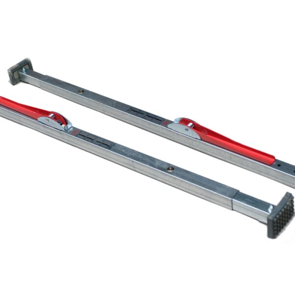 Safe Load cargokeeper staal voet/plug 2300/2800mm -6273
