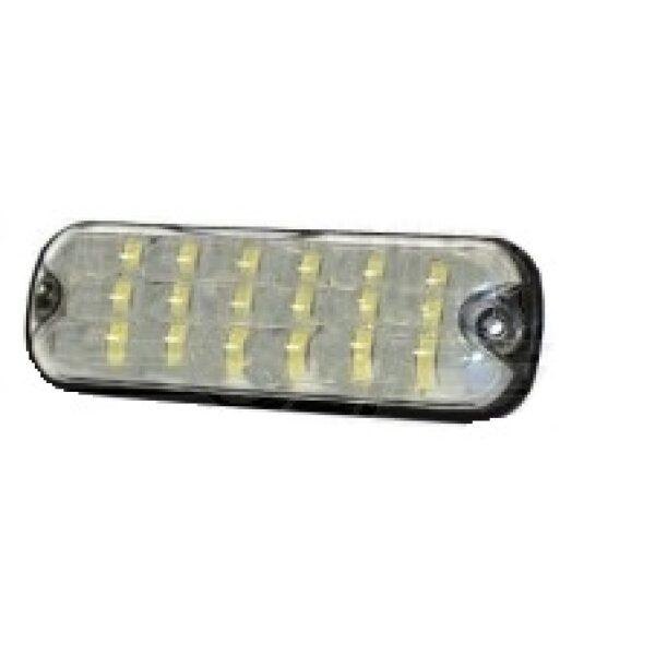 led flitser Rubbolite/ Truck-lite 10/30V IP69-0