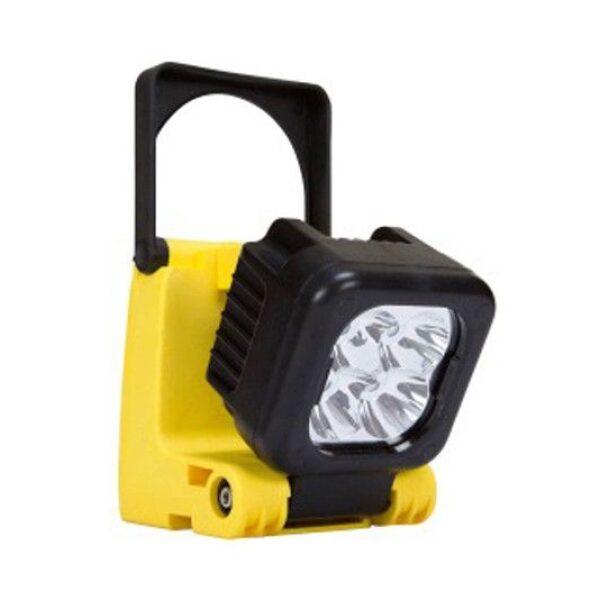 werklamp led handlamp 10 watt oplaadbaar-0