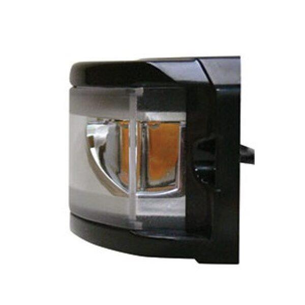 led flitslamp Peterson 6 leds 12-24V R65 EMC oranje 180°-6631