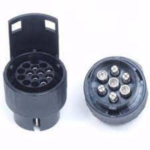 adapter stekker 13/7 polig-0