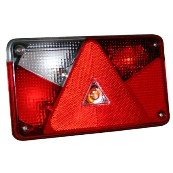 achterlicht Aspock Multipoint links incl. achteruitrijlamp-0