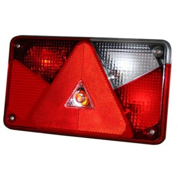 achterlicht Aspock Multipoint rechts incl. achteruitrijlamp-0