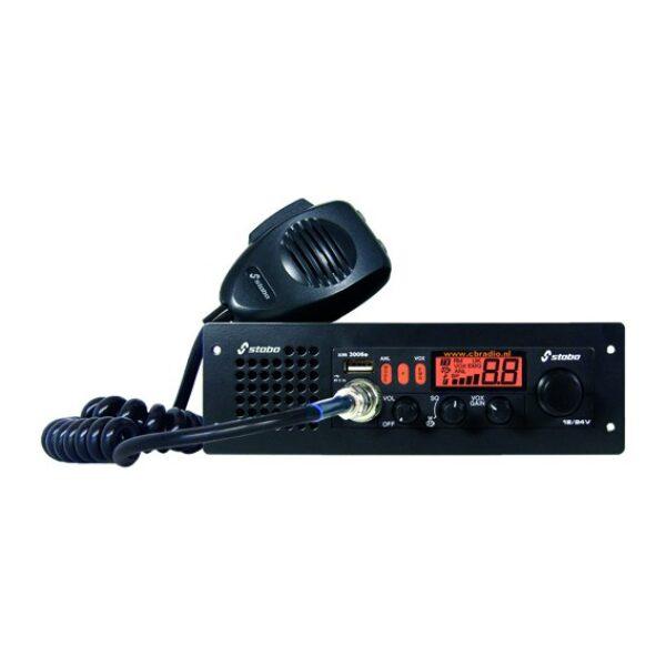 Stabo XM 3006E zendapparaat 27MC-0