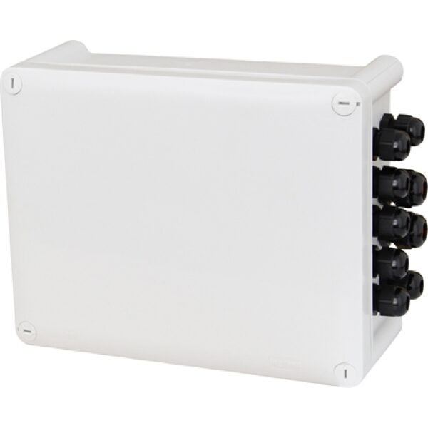 verbindingsdoos 240x190x90mm Le Grand compleet met PG-wartels -0