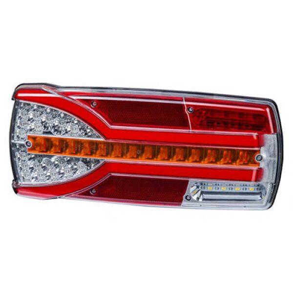 achterlicht led/neon links 10-30V dynamisch knipperlicht-0