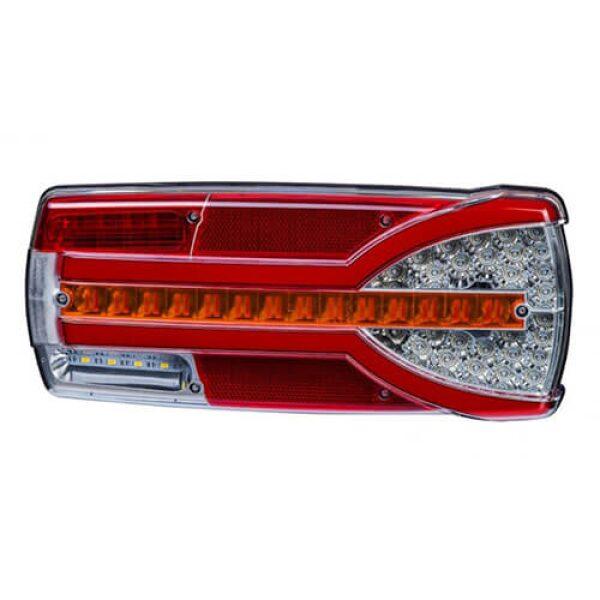 achterlicht led/neon rechts 10-30V Dynamisch knipperlicht-0