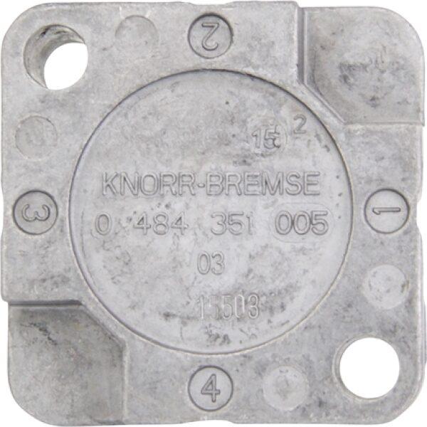 4/2 weg ventiel Knorr-8103